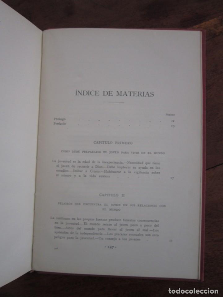 Libros antiguos: GUIA DE LA JUVENTUD. BIBLIOTECA ENCICLOPEDICA PARA NIÑOS XVIII. TOMAS PENDOLA. SATURNINO CALLEJA - Foto 3 - 262020190