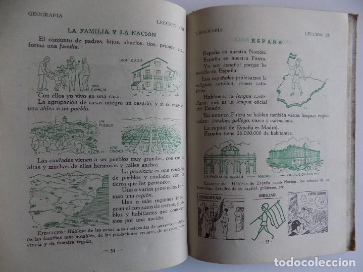 Libros antiguos: LIBRERIA GHOTICA. ENCICLOPEDIA GRADO DE INICIACIÓN.PARVULOS.DALMAU CARLES PLA 1945.ILUSTRADO.ESCUELA - Foto 2 - 262052545