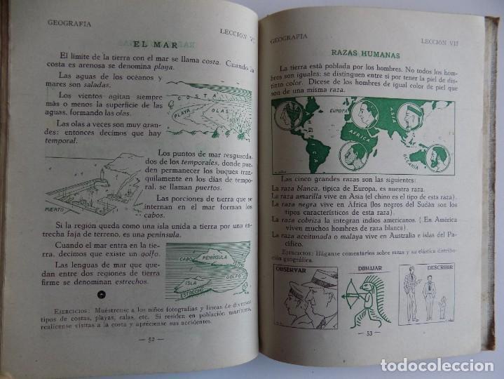 Libros antiguos: LIBRERIA GHOTICA. ENCICLOPEDIA GRADO DE INICIACIÓN.PARVULOS.DALMAU CARLES PLA 1945.ILUSTRADO.ESCUELA - Foto 3 - 262052545