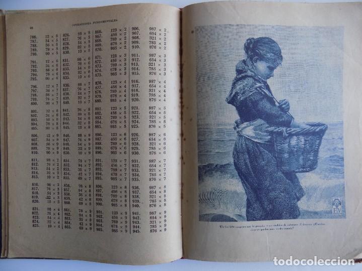 Libros antiguos: LIBRERIA GHOTICA. ARITMETICA. PRIMER GRADO. EDELVIVES. 1944. MUY ILUSTRADO. ESCUELA. - Foto 2 - 262068790