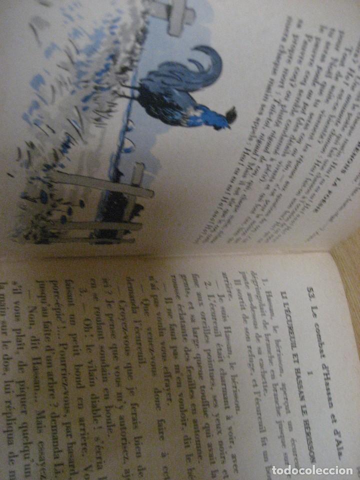 Libros antiguos: lote 3 libros escolares de lectura en frances año 1932 33 - ed bourrelier , nathan 1960 , escuela - Foto 17 - 265767379