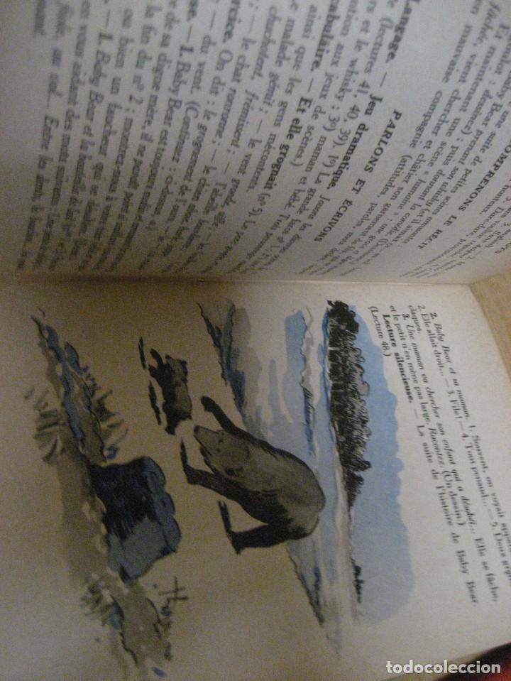 Libros antiguos: lote 3 libros escolares de lectura en frances año 1932 33 - ed bourrelier , nathan 1960 , escuela - Foto 18 - 265767379