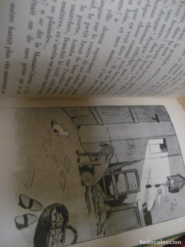 Libros antiguos: lote 3 libros escolares de lectura en frances año 1932 33 - ed bourrelier , nathan 1960 , escuela - Foto 19 - 265767379
