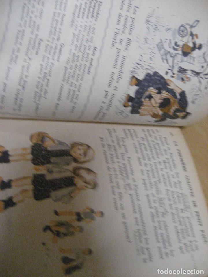 Libros antiguos: lote 3 libros escolares de lectura en frances año 1932 33 - ed bourrelier , nathan 1960 , escuela - Foto 27 - 265767379