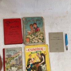 Libros antiguos: LOTE DE LIBROS DE COLE ANTIGUOS!1848-1960!. Lote 268938639