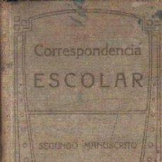Libros antiguos: SEGUNDO MANUSTRITO DE PENSAMIENTOS CONTRA LA GUERRA. GRAVE, JUAN. A-MANU-030. Lote 269051108