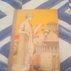 Libros antiguos: PÁGINAS SELECTAS.LECTURA PARA NIÑOS.MANUEL IBARZ BORRÁS.18ª EDICIÓN 1936.. Lote 269747843