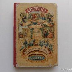 Libros antiguos: LIBRERIA GHOTICA. MIGUEL SADERRA. LECTURA UTIL Y AGRADABLE A LA NIÑEZ.FIGUERAS.1903.LIBRO DE ESCUELA. Lote 270642773