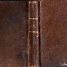 Libros antiguos: BEAUMONT : ALMACÉN DE LAS SEÑORITAS ADOLESCENTES TOMO IV (MADRID, 1787). Lote 271623033