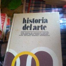 Livres anciens: HISTORIA DEL ARTE - AZCARATE - ANAYA 1979 - LIBRO ESCUELA. Lote 272347633