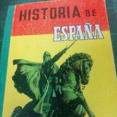 Libri antichi: HISTORIA DE ESPAÑA. GRADO ELEMENTAL. Lote 275267143