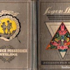 Libros antiguos: JOAQUIM PLA CARGOL SEGON LLIBRE (DALMAU CARLES, 1936). Lote 275293368