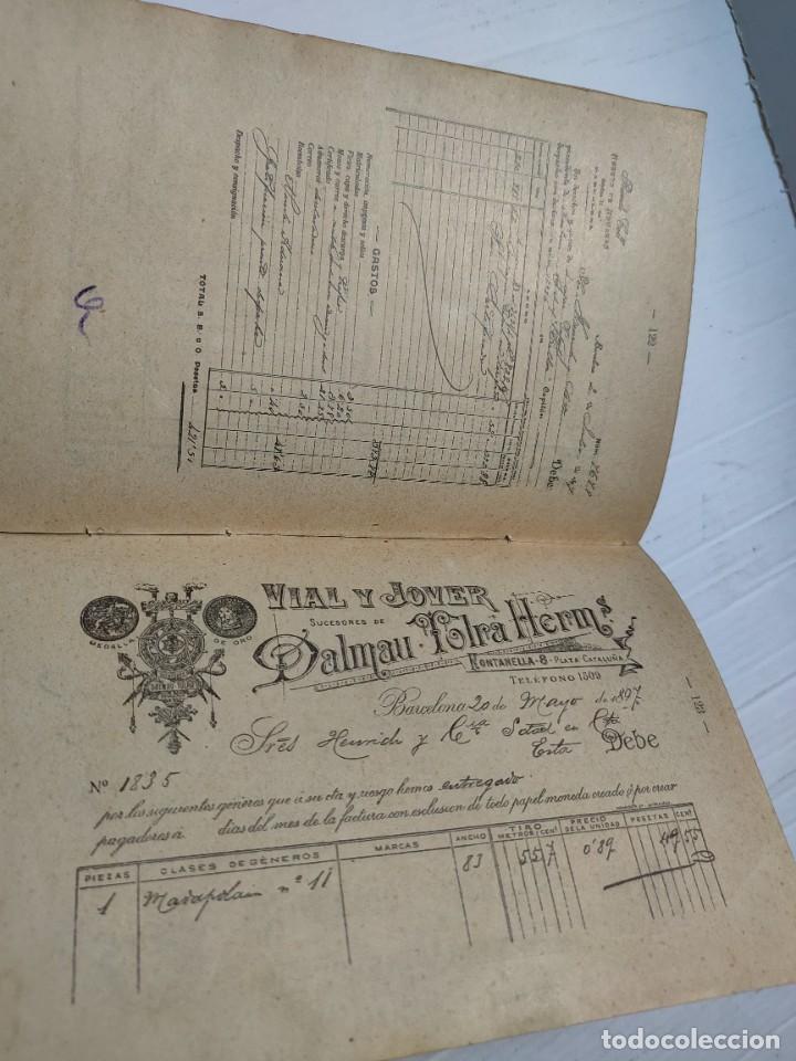 Libros antiguos: Libro -El Manuscrito Metódico- D.Antonio Bori y Fontesta 1914 Librería Monserrat - Foto 5 - 276176353