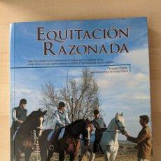 Libros antiguos: EQUITACIÓN RAZONADA, MOLLY SIVEWRIGHT. Lote 276359748