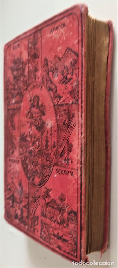 Libros antiguos: ELEMENTOS DE GEOGRAFÍA COMPARADA - ENRIQUE SÁNCHEZ Y RUEDA - LIBRERÍA HERNANDO, MADRID 1904 - Foto 3 - 276911428