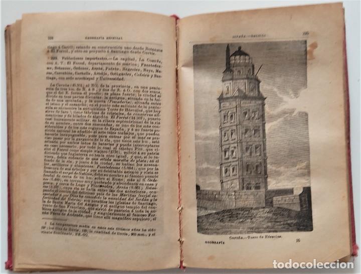Libros antiguos: ELEMENTOS DE GEOGRAFÍA COMPARADA - ENRIQUE SÁNCHEZ Y RUEDA - LIBRERÍA HERNANDO, MADRID 1904 - Foto 13 - 276911428