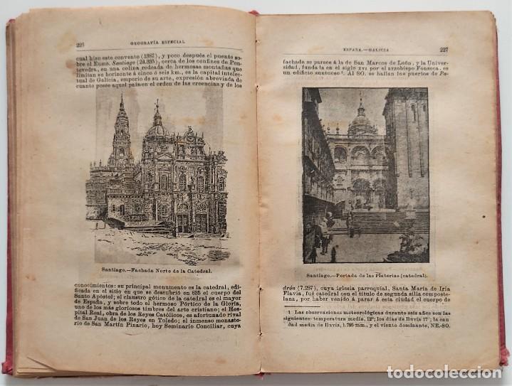 Libros antiguos: ELEMENTOS DE GEOGRAFÍA COMPARADA - ENRIQUE SÁNCHEZ Y RUEDA - LIBRERÍA HERNANDO, MADRID 1904 - Foto 14 - 276911428