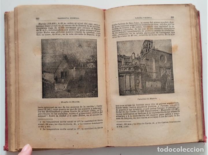 Libros antiguos: ELEMENTOS DE GEOGRAFÍA COMPARADA - ENRIQUE SÁNCHEZ Y RUEDA - LIBRERÍA HERNANDO, MADRID 1904 - Foto 16 - 276911428