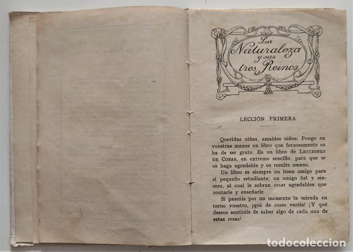 Libros antiguos: LO QUE NOS RODEA, 50 LECCIONES DE COSAS - MANUEL MARINEL-LO - DIBUJOS OPISSO - AÑO 1931 - Foto 5 - 276911928