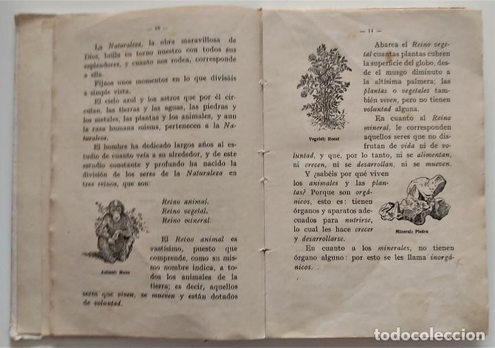 Libros antiguos: LO QUE NOS RODEA, 50 LECCIONES DE COSAS - MANUEL MARINEL-LO - DIBUJOS OPISSO - AÑO 1931 - Foto 6 - 276911928