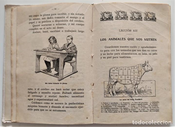 Libros antiguos: LO QUE NOS RODEA, 50 LECCIONES DE COSAS - MANUEL MARINEL-LO - DIBUJOS OPISSO - AÑO 1931 - Foto 8 - 276911928