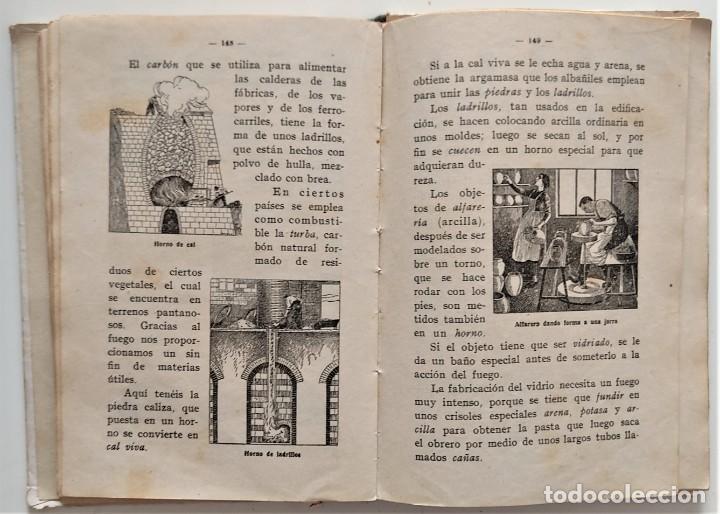 Libros antiguos: LO QUE NOS RODEA, 50 LECCIONES DE COSAS - MANUEL MARINEL-LO - DIBUJOS OPISSO - AÑO 1931 - Foto 12 - 276911928