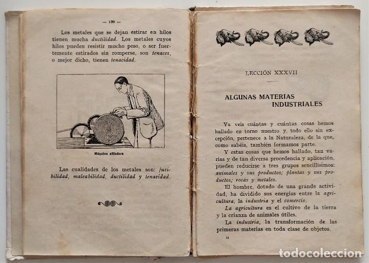 Libros antiguos: LO QUE NOS RODEA, 50 LECCIONES DE COSAS - MANUEL MARINEL-LO - DIBUJOS OPISSO - AÑO 1931 - Foto 13 - 276911928