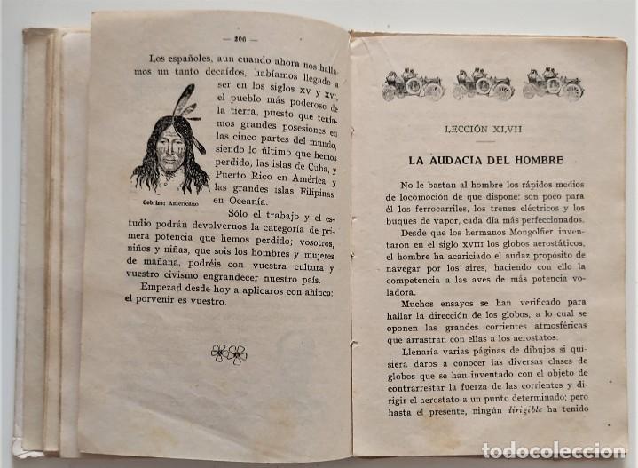 Libros antiguos: LO QUE NOS RODEA, 50 LECCIONES DE COSAS - MANUEL MARINEL-LO - DIBUJOS OPISSO - AÑO 1931 - Foto 14 - 276911928