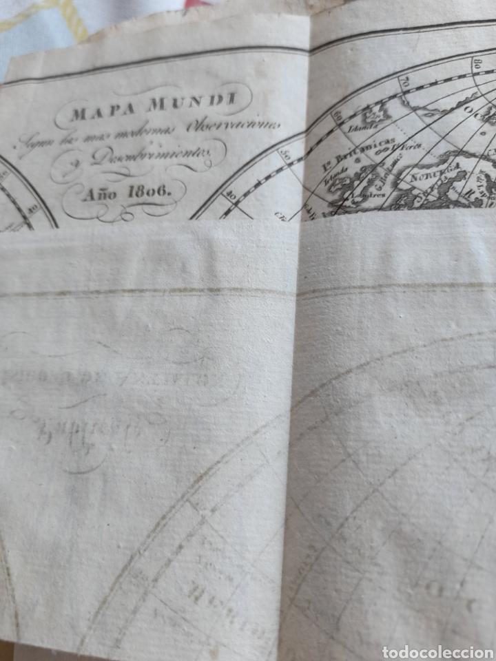 Libros antiguos: Principio de geografía física y civil ,de 1807 - Foto 5 - 285243838