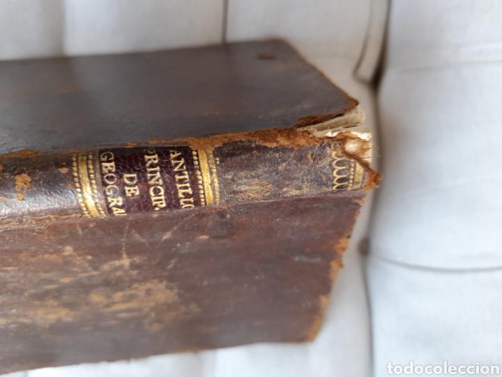 Libros antiguos: Principio de geografía física y civil ,de 1807 - Foto 8 - 285243838