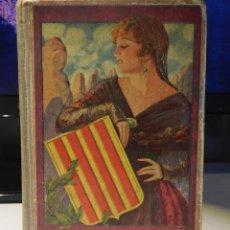 Libros antiguos: *LA TERRA CATALANA*, JOAQUIM PLA CARGOL. CON DEDICATORIA FIRMADA DEL AUTOR. 1931, 178 PÀG. 8 FOTOS.. Lote 288148238