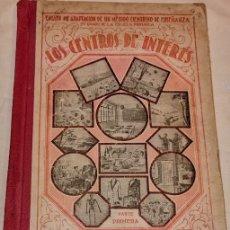 Libros antiguos: LIBRO ANTIGUO. ENSAYO DE ADAPTACIÓN DE UN MÉTODO CIENTÍFICO DE ENSEÑANZA. Lote 288413648