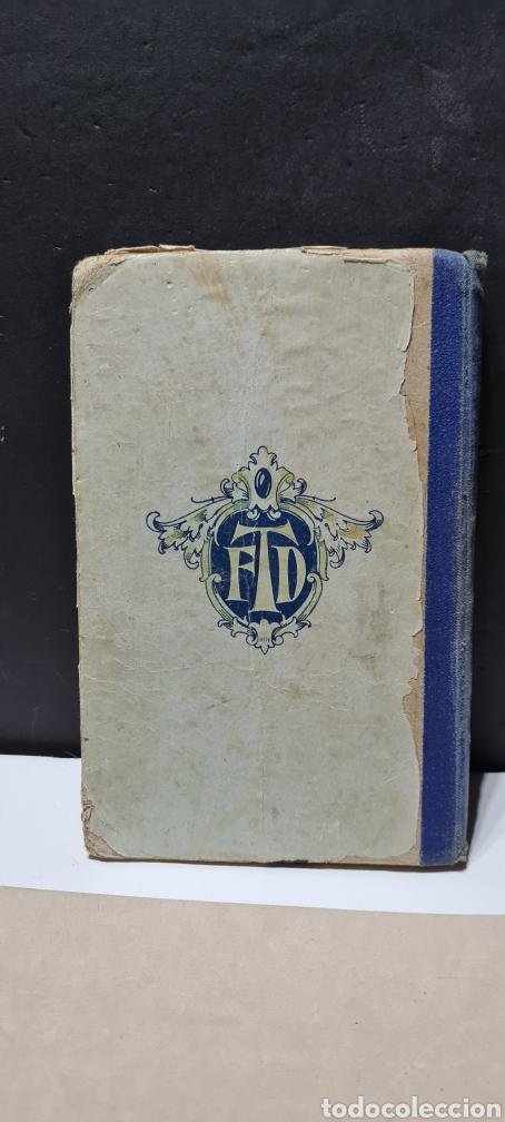 Libros antiguos: Precioso libro de Gramàtica Española segundo grado. Editorial F.TD - Foto 4 - 288416223