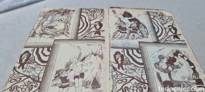 Libros antiguos: Preciosa libro de lectura en catalán. Petites llavors. Anicet Villar. Miquel A. Salvatella. - Foto 11 - 288417263