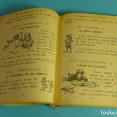 Libros antiguos: EL PENSAMIENTO INFANTIL. LIBRO II. LENGUAJE DE LOS NIÑOS. SATURNINO CALLEJA. Lote 288510213