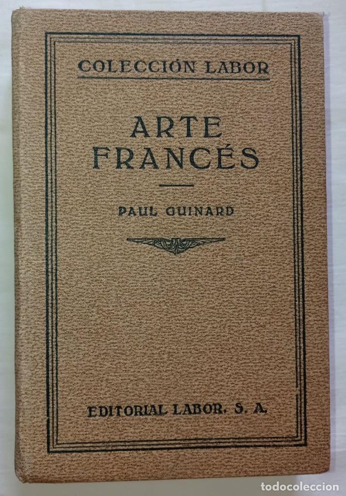 Libros antiguos: 4 LIBROS ANTIGUOS COLECCION LABOR - Foto 10 - 288512478