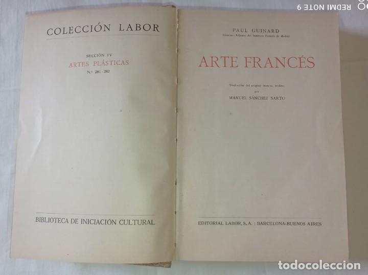 Libros antiguos: 4 LIBROS ANTIGUOS COLECCION LABOR - Foto 11 - 288512478