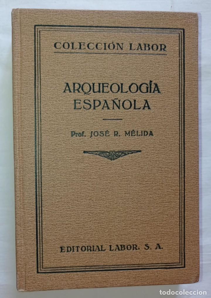 Libros antiguos: 4 LIBROS ANTIGUOS COLECCION LABOR - Foto 14 - 288512478