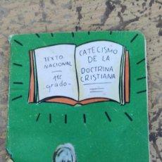 Libros antiguos: CATECISMO DE RELIGIÓN AÑO 1965. Lote 288645258