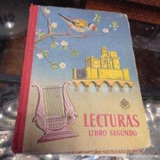 Libros antiguos: LECTURAS SEGUNDO GRADO ELDELVIVES. Lote 288859868
