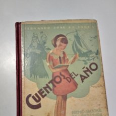 Libros antiguos: CUENTOS DEL AÑO. FDO J DE LARRA. Lote 288972108