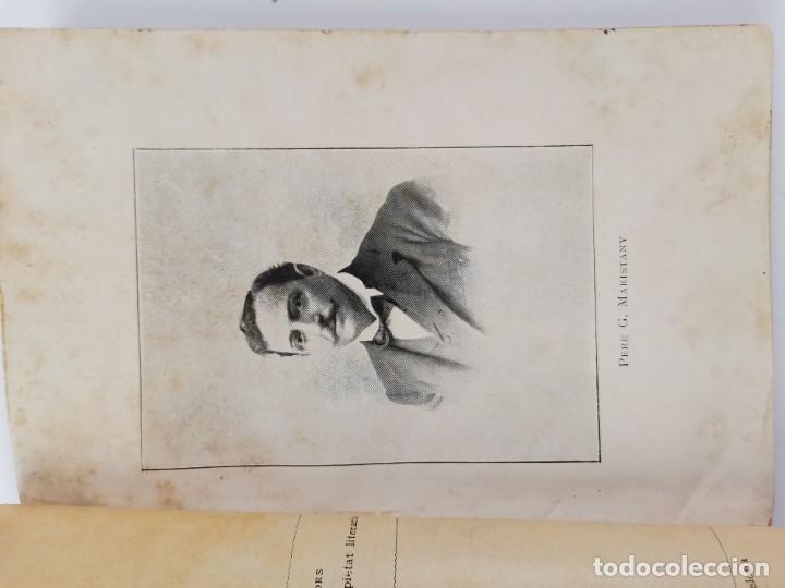 Libros antiguos: L-6089. APLECH , MODELS EN VERS Y PROSA DEL NOSTRE RENAIXEMENT. ANTON BUSQUETS Y PUNSET.1906. - Foto 4 - 289317453