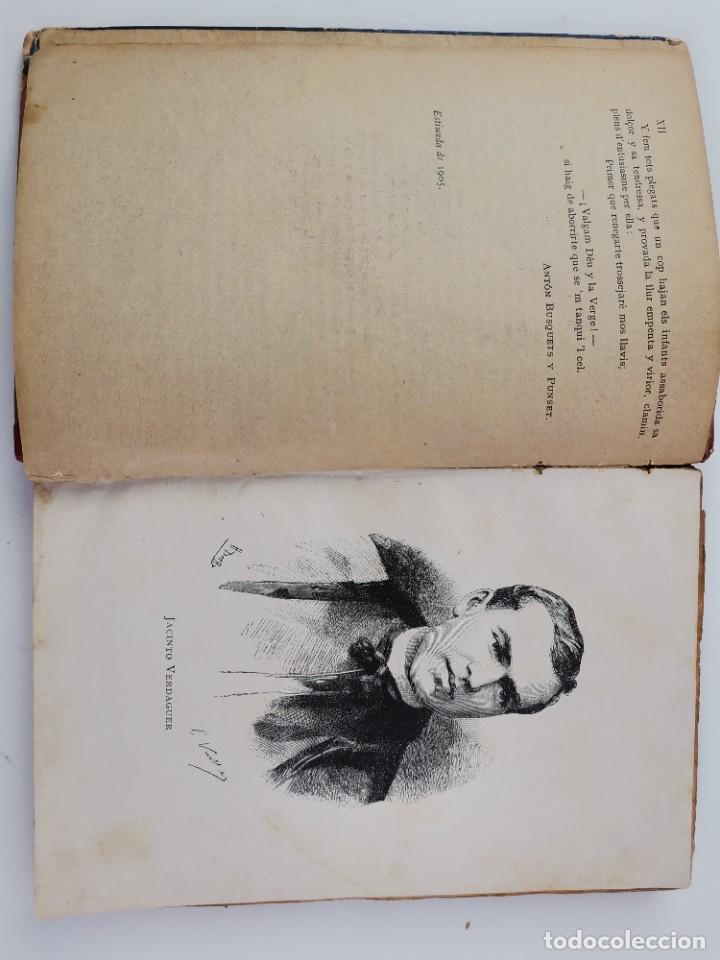 Libros antiguos: L-6089. APLECH , MODELS EN VERS Y PROSA DEL NOSTRE RENAIXEMENT. ANTON BUSQUETS Y PUNSET.1906. - Foto 7 - 289317453