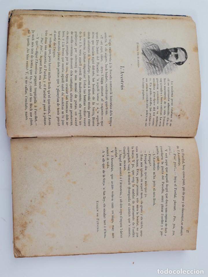 Libros antiguos: L-6089. APLECH , MODELS EN VERS Y PROSA DEL NOSTRE RENAIXEMENT. ANTON BUSQUETS Y PUNSET.1906. - Foto 8 - 289317453