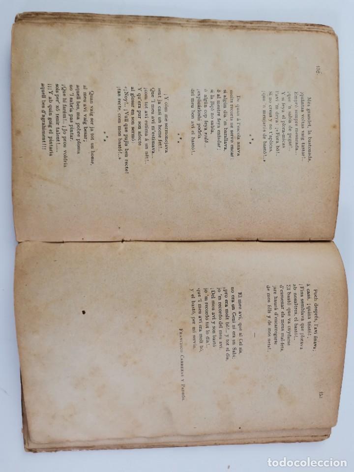 Libros antiguos: L-6089. APLECH , MODELS EN VERS Y PROSA DEL NOSTRE RENAIXEMENT. ANTON BUSQUETS Y PUNSET.1906. - Foto 10 - 289317453