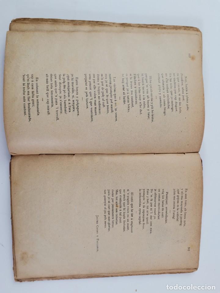Libros antiguos: L-6089. APLECH , MODELS EN VERS Y PROSA DEL NOSTRE RENAIXEMENT. ANTON BUSQUETS Y PUNSET.1906. - Foto 11 - 289317453