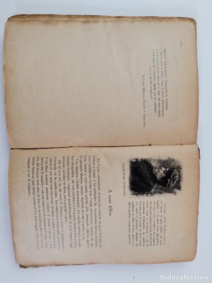 Libros antiguos: L-6089. APLECH , MODELS EN VERS Y PROSA DEL NOSTRE RENAIXEMENT. ANTON BUSQUETS Y PUNSET.1906. - Foto 12 - 289317453