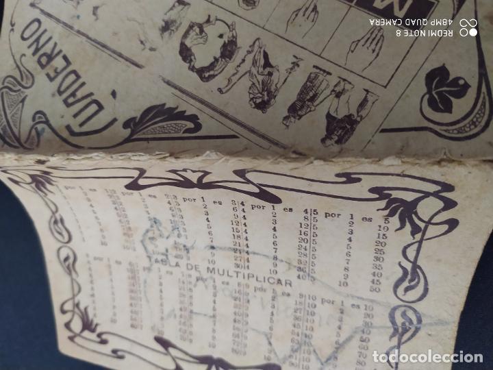 Libros antiguos: CUADERNO Nº 3 ARITMETICA PARA NIÑOS POR EMILIO ALVAREZ VILATA 1909 - 70 PAGINAS - Foto 3 - 293676278