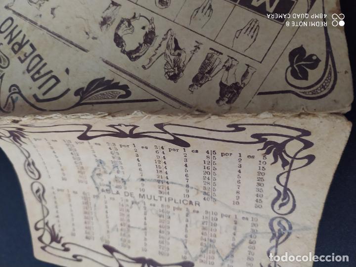 Libros antiguos: CUADERNO Nº 3 ARITMETICA PARA NIÑOS POR EMILIO ALVAREZ VILATA 1909 - 70 PAGINAS - Foto 4 - 293676278