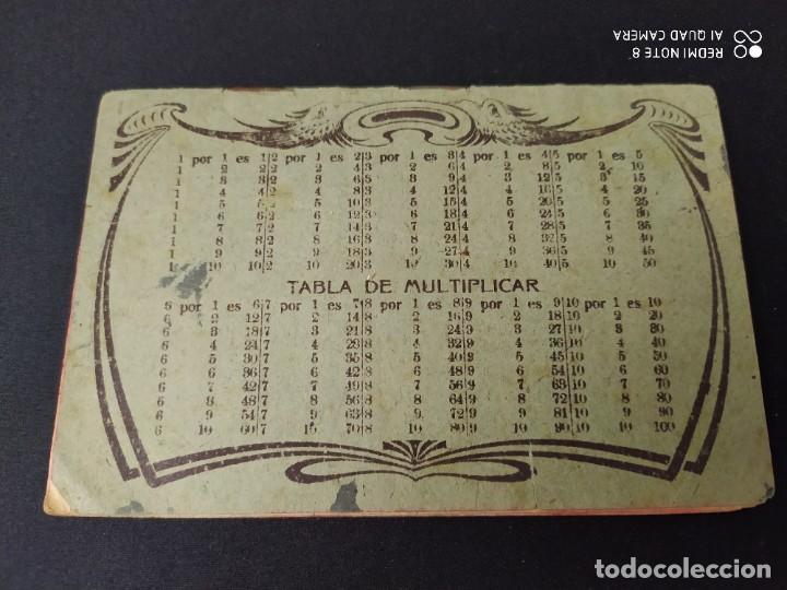 Libros antiguos: CUADERNO PARA USO AÑO 1918 - Foto 3 - 293676498